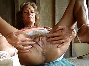 upskirt older women posing nude