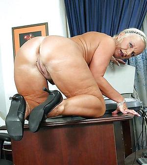 sexy older women all over heels