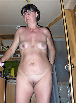 older women solo stripped