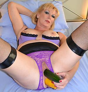 unorthodox pics of older women masturbating