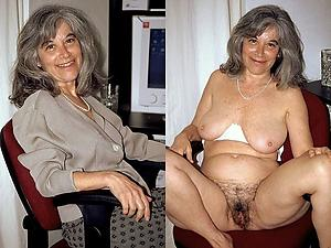 porn pics of old women dressed undressed
