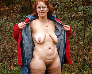 xxx matured redhead granny