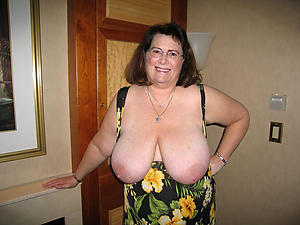 amazing older woman with big tits
