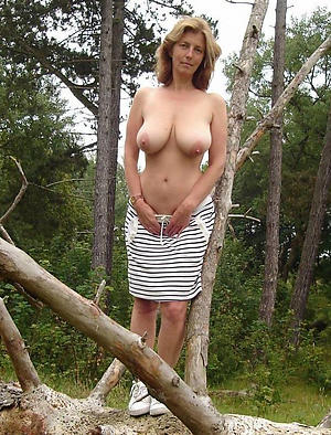older blonde women at arm's length pics