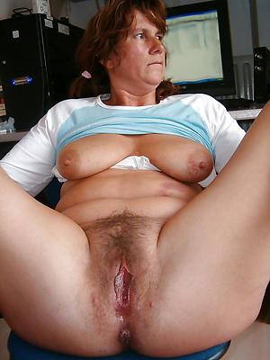 senior vagina homemade pics