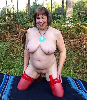 nude pics of big busty granny