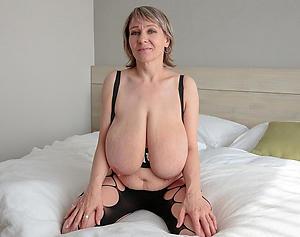 naked  granny huge breast porn pic