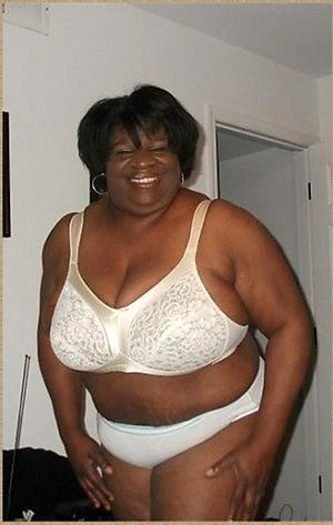 Fat Black Granny Porn