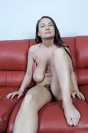 crazy saggy granny tits