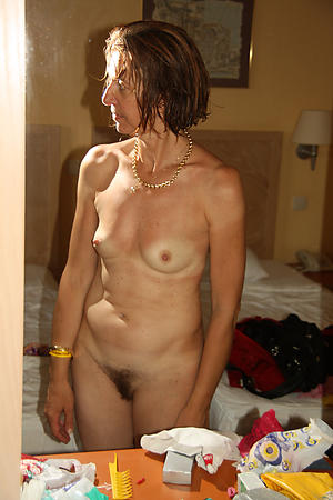 hot older women with small tits stripping