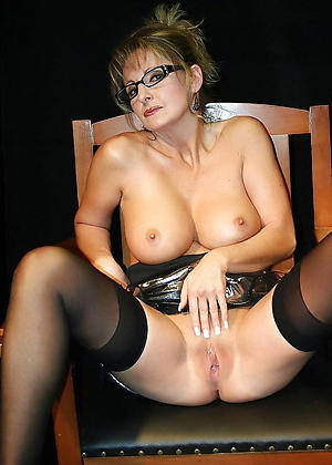 hot older shaved pussy stripping