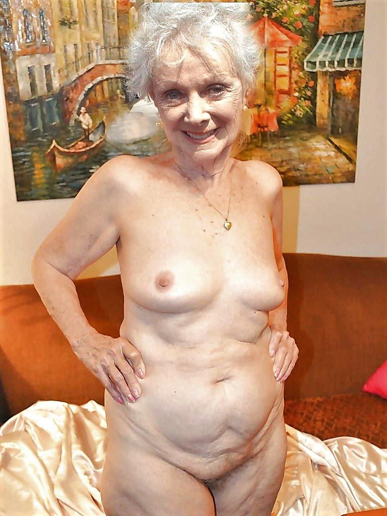 Women naked pics older Women In
