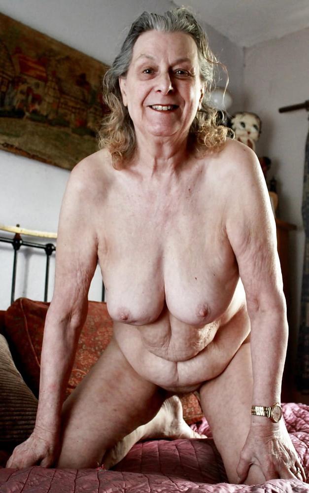 Women old naked Old Women