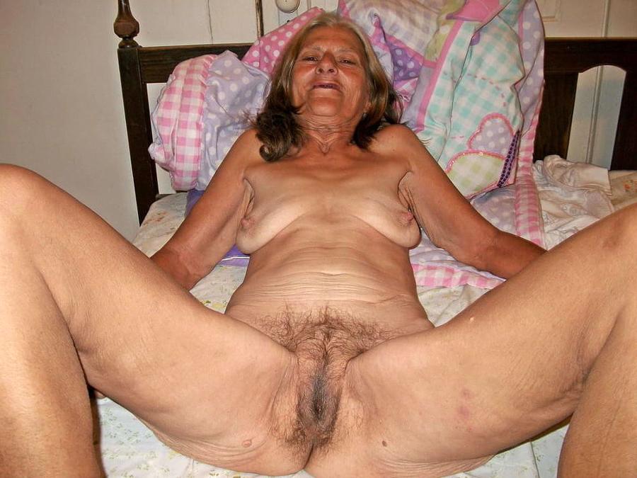 Naked old granny Older Mom